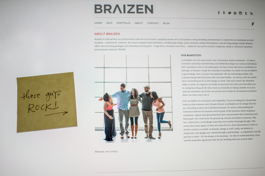 Brazien Design